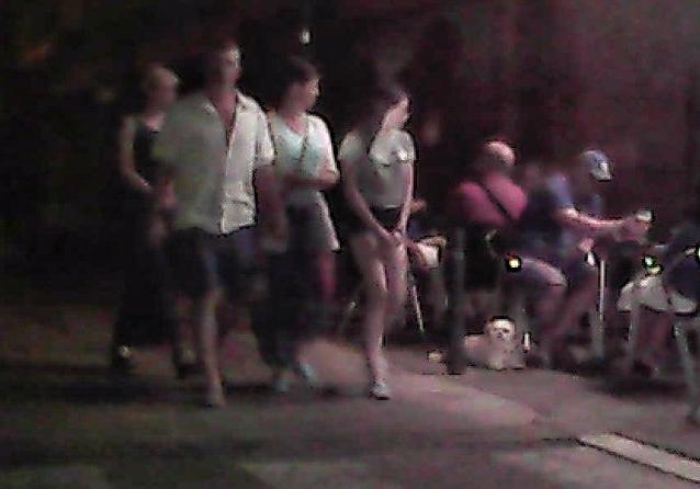 Bar cantonada vianants denuncia estartit voreres 2 1